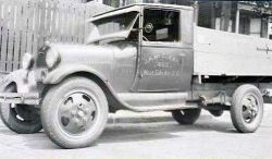 Picture of Old Truck